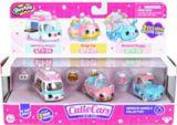 Véhicules Shopkins Cutie Cars - Série 3, choix varié, paq. 3