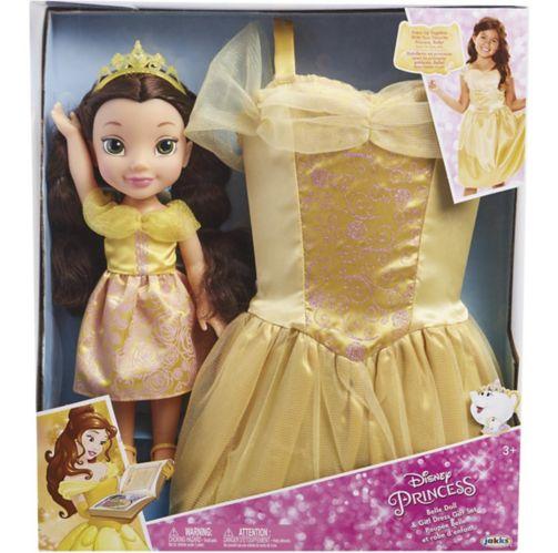 Disney Princess Toddler Doll & Dress Set, Assorted Product image