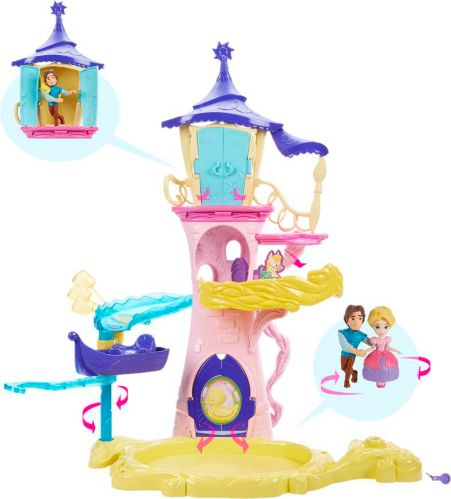 Disney Princess Magical Movers Deluxe Playset