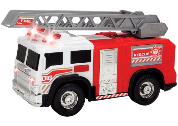 Dickie Toys Construction Medium Action Series Vehicles, Assorted