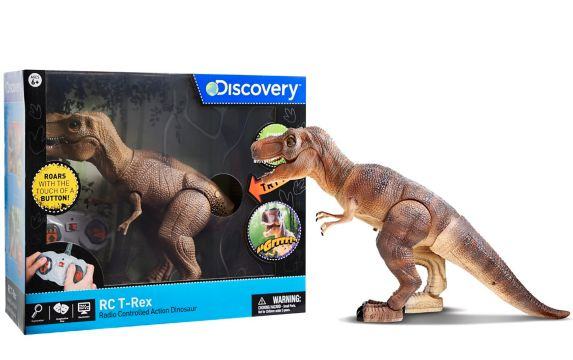 Discovery R/C T-Rex Action Dinosaur Product image