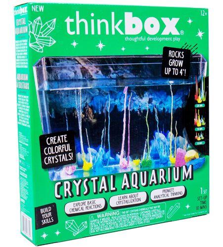 Thinkbox Crystal Growing Aquarium