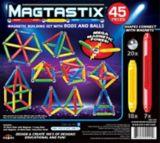 Cra-Z-Art Magtastix™ Balls & Rods Magnetic Construction Building Set, 48-pc | Incredible Novelties Incnull