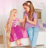 Disney Princess Rapunzel Play Date Doll, 32-in | Disney Princessnull