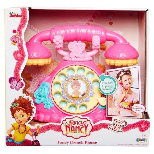 Téléphone Disney Junior Fancy Nancy, français