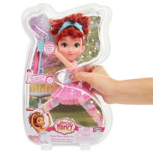 Poupée danseuse étoile Disney Junior Fancy Nancy