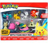 Pokémon Battle Figure Multipack, Assorted | Pokemonnull