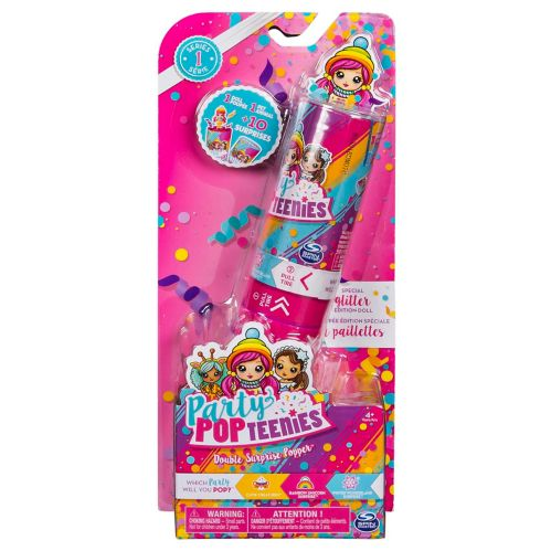 Papillote surprise Double Surprise Popper Party Popteenies Image de l'article