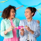 Papillote surprise Double Surprise Popper Party Popteenies | Party Popteeniesnull