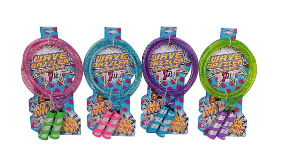 Wave Dazzler Jump Rope