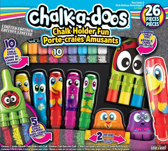 Chalk A Doos Value Pack, 26-pc Product image