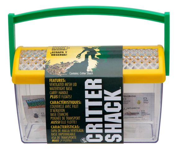 Backyard Safari Critter Shack Container Product image