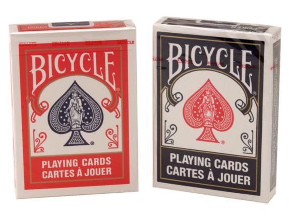Cartes à jouer Bicycle pour poker Image de l'article