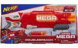 Foudroyeur Nerf Mega Doublebreach | NERFnull