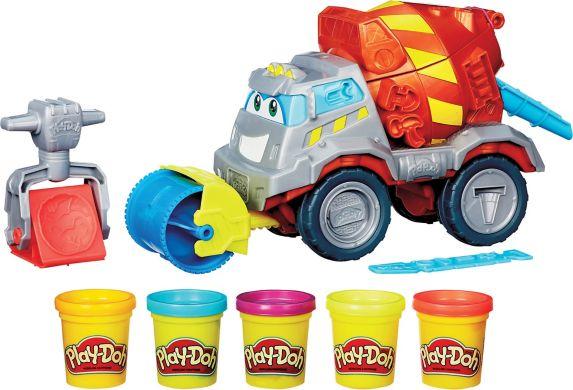 Pâte à modeler Play-Doh Max, la Bétonnière