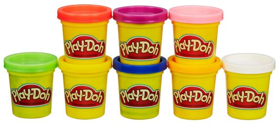 Play-Doh Rainbow Colour Starter Pack Product image