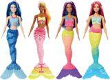 Barbie Mermaid Doll, Assorted | Barbienull