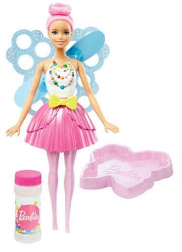 Barbie Bubble Fairy Doll