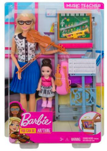 Barbie Careers Playsets, Assorted Product image