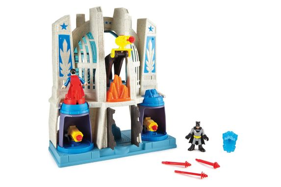 Imaginext DC Super Friends Hall of Justice Play Set Product image