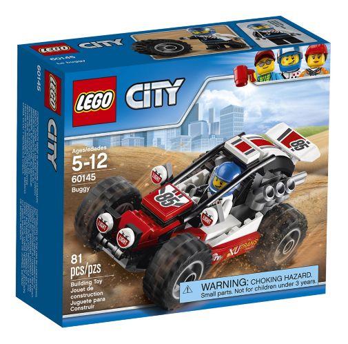 Lego City Buggy, 81-pcs