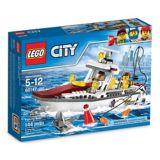 LEGO City, Le bateau de pêche, 144 pièces | Legonull