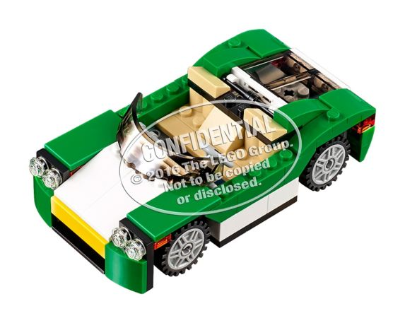 Lego Creator Sports Car, 122-pcs Product image