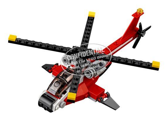 Lego Creator Helicopter, 102-pcs Product image