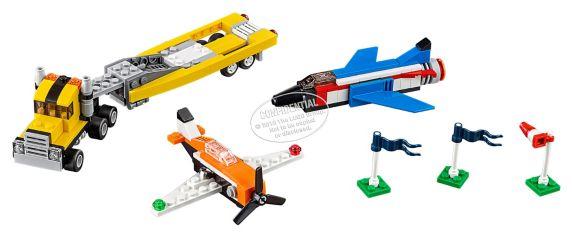 LEGO Creator Le spectacle aérien, 246 pièces Image de l'article