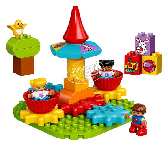 Lego Duplo My First Gears, 24-pcs Product image