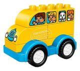 Lego Duplo School Bus, 6-pcs | Legonull
