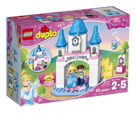 Lego Duplo Princess, 56-pcs