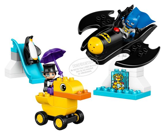 Lego Duplo Batwing Adventure, 28-pcs Product image