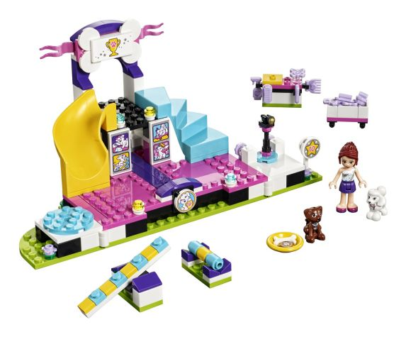 Lego Friends Puppy Championship, 185-pc