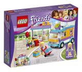Lego Friends Delivery Van, 185-pcs | Legonull