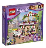 LEGO Friends La pizzeria de Heartlake City, 289 pièces | Legonull