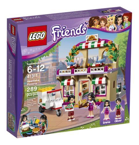 LEGO Friends La pizzeria de Heartlake City, 289 pièces Image de l'article