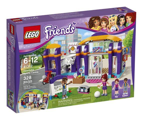 Lego Friends Sport Place, 328-pcs Product image