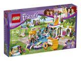 LEGO Friends La piscine de Heartlake City, 589 pièces | Legonull