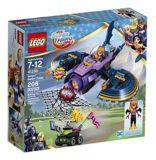LEGO DC Super Hero Girls La poursuite en Batjet de Batgirl, 206 pièces | Legonull