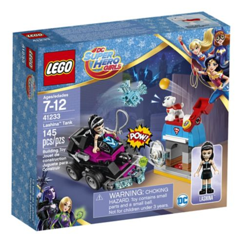 Lego DC Super Hero Girls Lashina Tank, 145-pc Product image