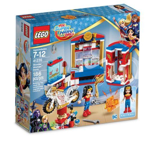 LEGO DC Super Hero Girls, Chambre de Wonder Woman, 186 pces Image de l'article
