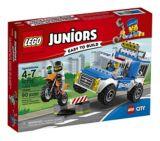 Lego Juniors Police Truck Chase, 90-pcs | Legonull