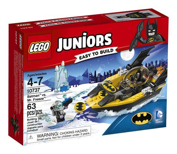 Lego Juniors Batman vs. Mr. Freeze, 63-pcs Product image