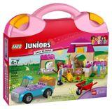 LEGO Juniors La valise La ferme de Mia, 100 pièces | Legonull