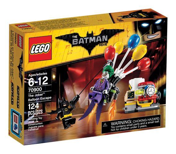 LEGO® The Batman Movie Joker Balloon Escape, 124-pcs Product image