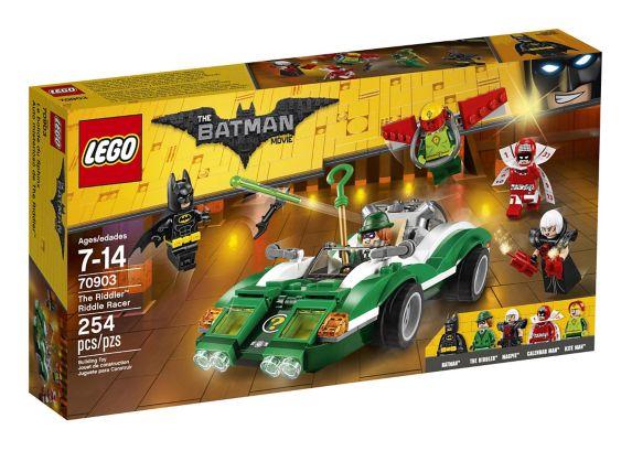 Bolide du Sphinx FILM LEGO BATMAN, 254 pièces Image de l'article