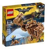 Attaque de Gueule d'argile FILM LEGO BATMAN, 448 pièces | Lego Batmannull
