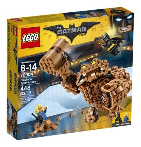 Attaque de Gueule d'argile FILM LEGO BATMAN, 448 pièces