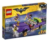 Décapotable du Joker FILM LEGO BATMAN, 433 pièces | Lego Batmannull